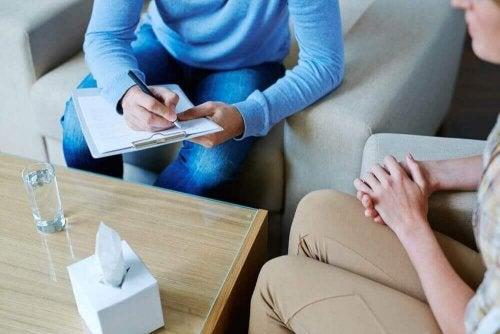 Psicologo trattamento dei problemi mentali