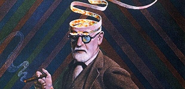 Teoria della personalità di Sigmund Freud