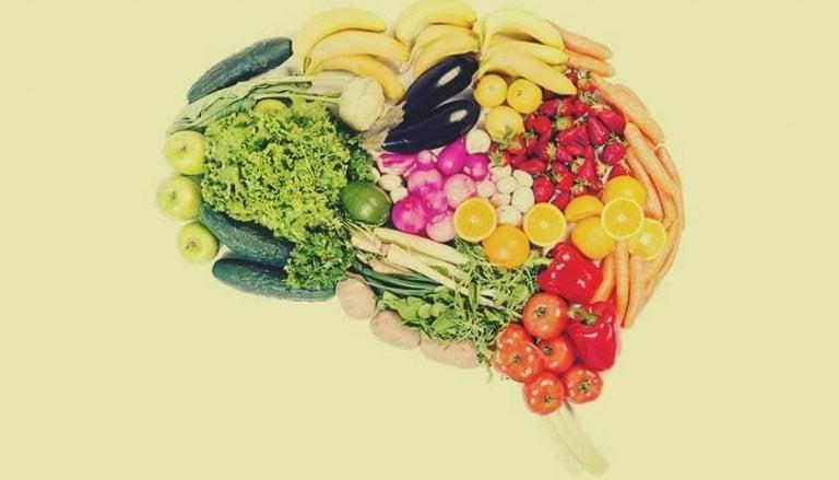 Mantenere sano il cervello con 7 vitamine