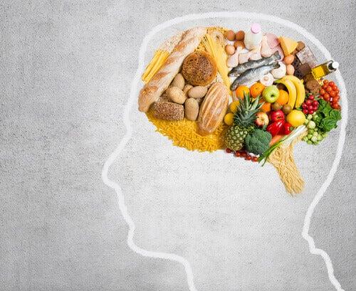 L'alimentazione migliore per la salute cerebrale