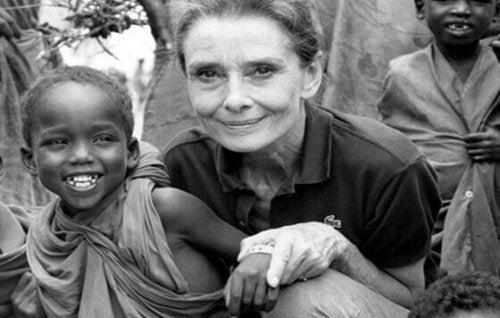 Audrey Heburn attività umanitaria