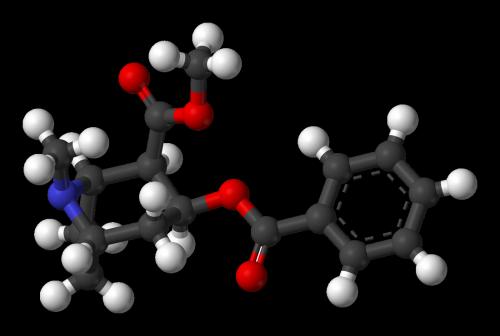 cocaina formula chimica