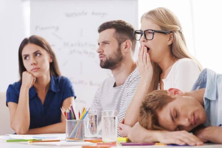 Presentismo al lavoro: cos'è?