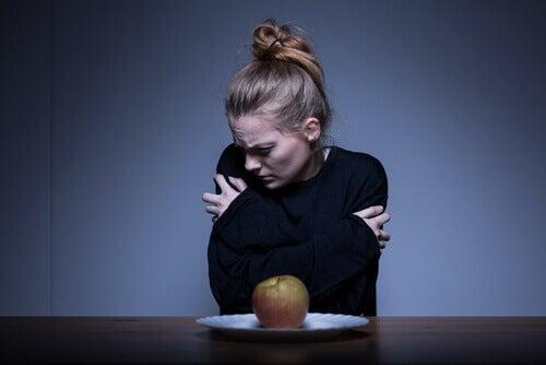 Regolazione emotiva nei disturbi del comportamento alimentare
