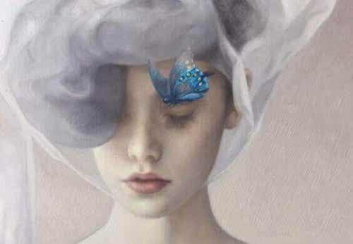 Racconto di trasformazione: la farfalla che si credeva bruco