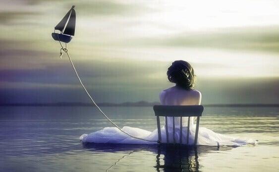 Pensiero equilibrato: uno sguardo sintonizzato sul mondo