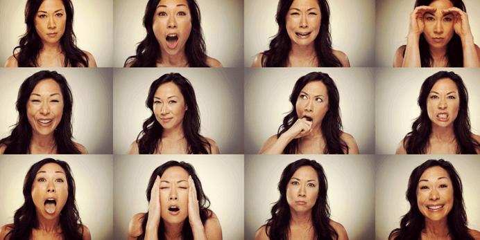 Cosa sono le emozioni donna