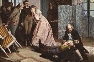 I dolori del giovane Werther effetto Werther