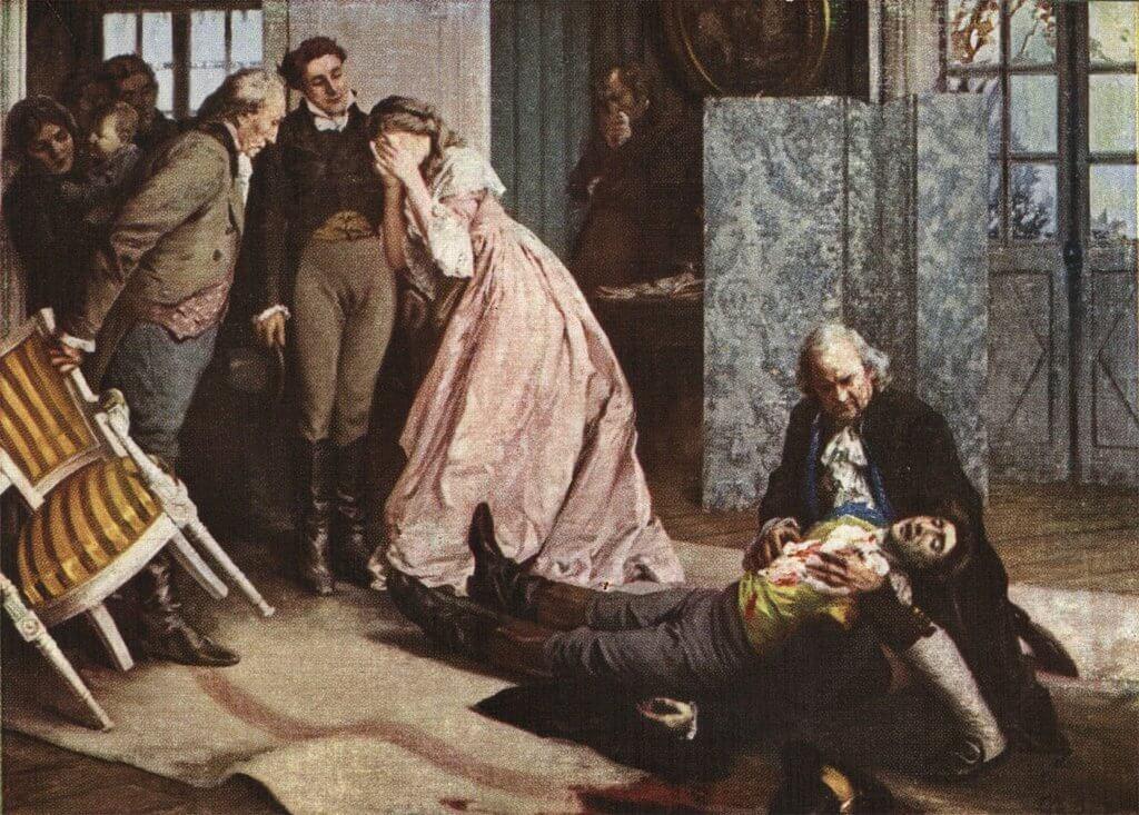 Effetto Werther: perché si contagia il suicidio