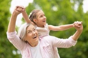Il ruolo dei nonni nella famiglia