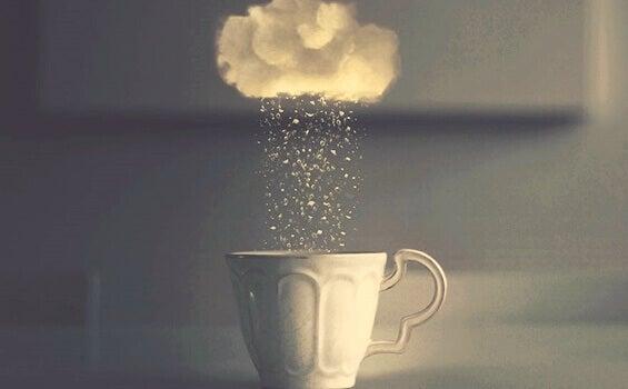 Esaurimento nervoso: quando la goccia fa traboccare il vaso