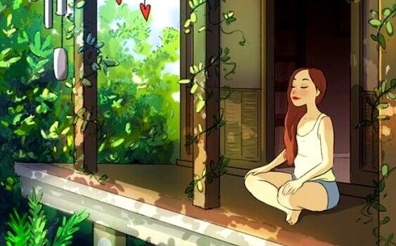 Parlare da soli: un'abitudine terapeutica