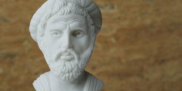 Statua di Pitagora