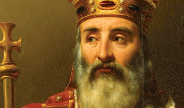 Leggenda di Carlo Magno