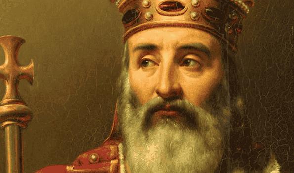 Leggenda di Carlo Magno: una storia che decifra l'amore
