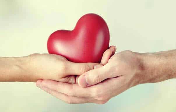 Donatori e riceventi nelle relazioni affettive