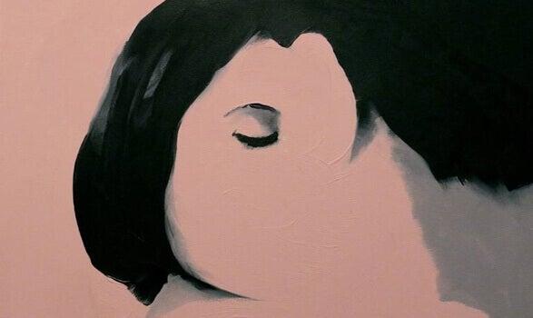 Dipinto di una coppia la mente ci inganna