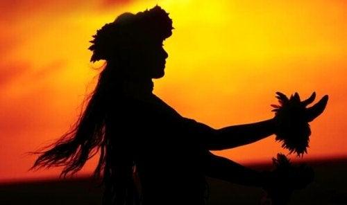 Donna hawaiana ho'oponopono