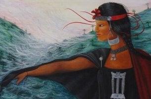 Donna indigena eroi o vittime