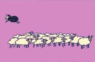 Il racconto della pecora nera di Italo Calvino