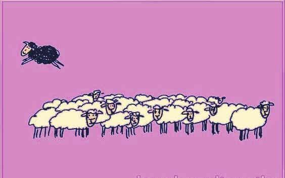 Il racconto della pecora nera e il valore dell'onestà