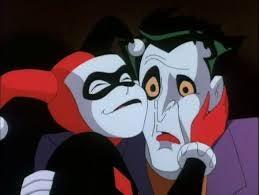 Harley Quinn contenta