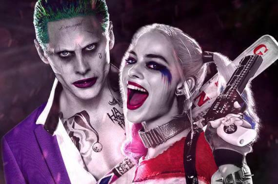 Joker e harley quinn una relazione tossica la mente for Harley quinn quien es