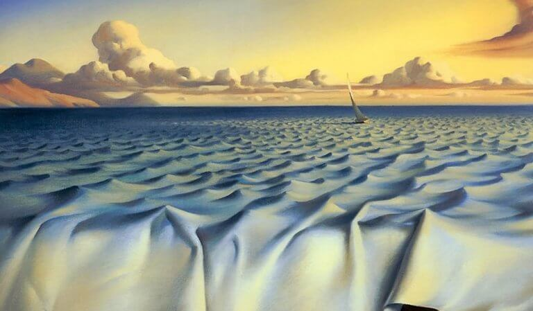 Mare con barca