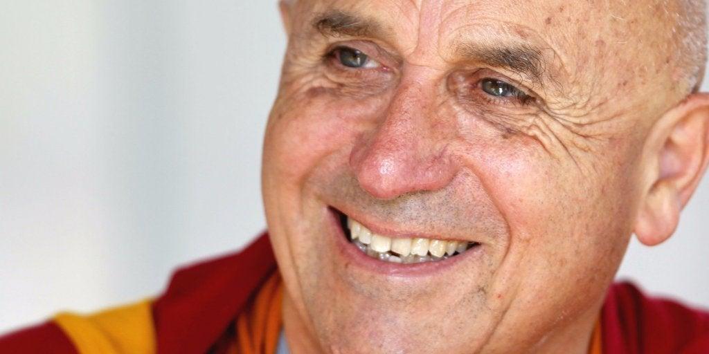 L'uomo più felice del mondo: Matthieu Ricard