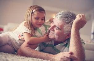 I nonni e il loro legame con i nipoti
