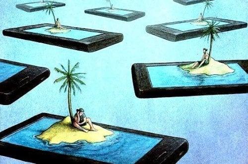 Social network e necessità di essere connessi