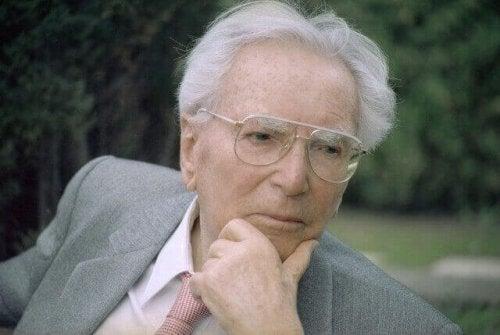 Viktor Frankl, creatore della logoterapia