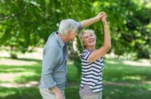 Ritardare l'invecchiamento con il balle