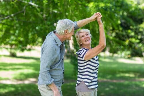 Ritardare l'invecchiamento con il ballo