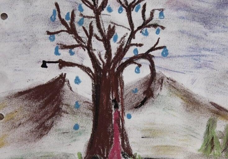 Test dell'albero di Karl Koch