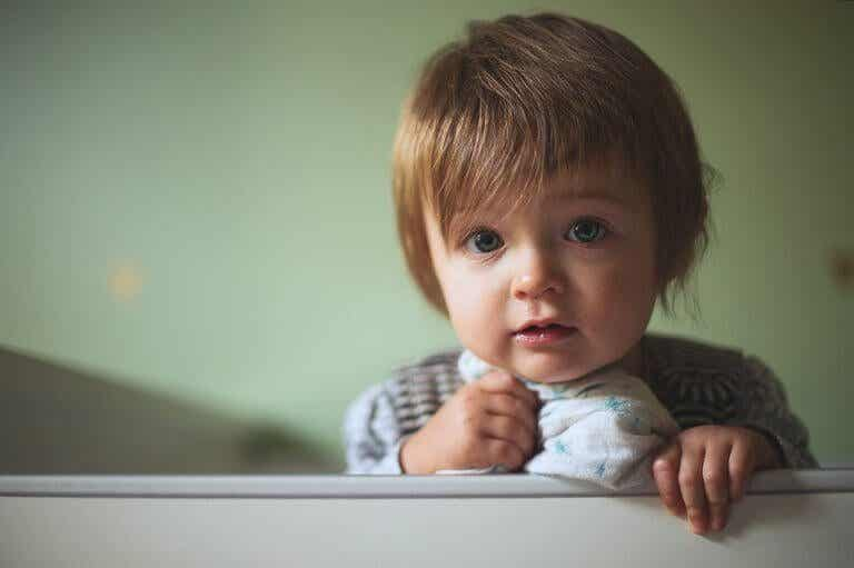 Sviluppo del bambino a 9 mesi