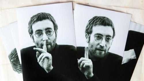 Fotografie di John Lennon