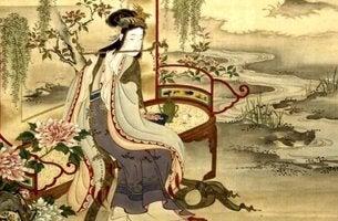 Illustrazione cinese proverbi cinesi
