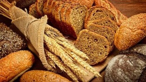 Pane e cereali