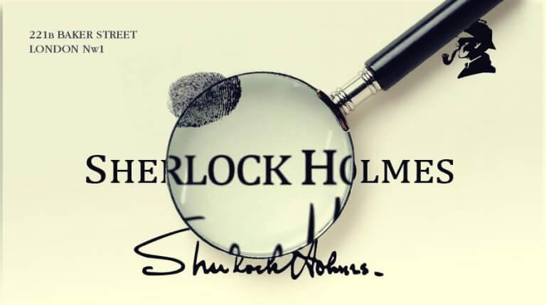 Sherlock firma
