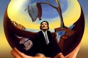 Dalí con gli orologi sciolti frasi di Salvador Dalí