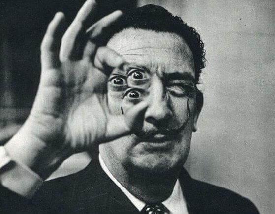 Dalí due occhi