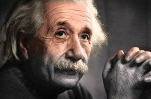Foto di Albert Einstein