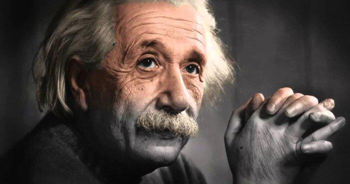 Albert Einstein e la crescita personale