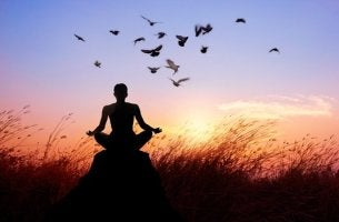 Monaco buddista smettere di soffrire