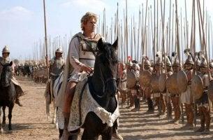 Alessandro Magno e cavallo tipi di libido