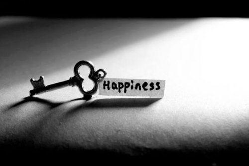 La chiave della felicità