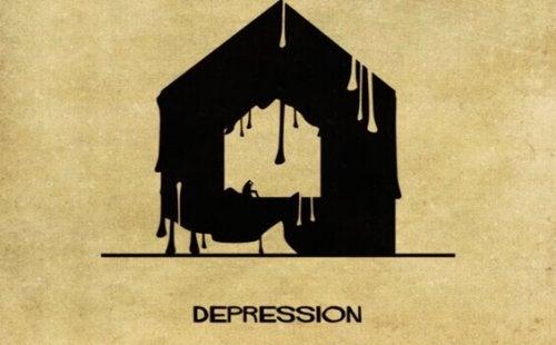 Depressione come casa