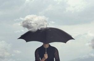 Persona affetta da disturbo ossessivo compulsivo