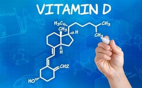 Formula vitamina D